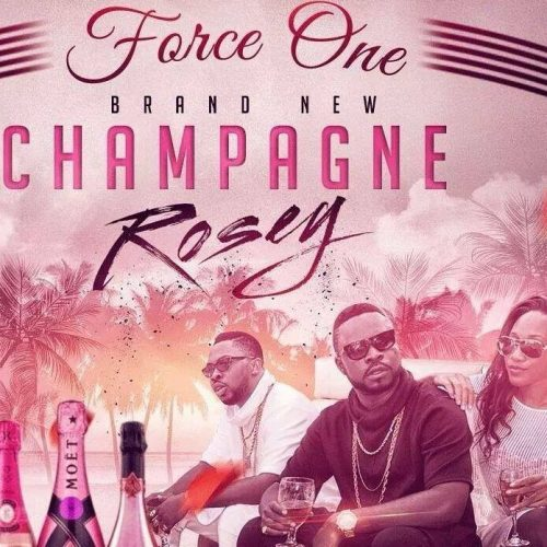 FORCE ONE - Champagne Rosey